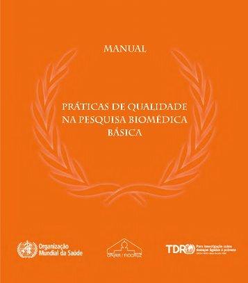 Publicado pela Organização Mundial da Saúde em 2006