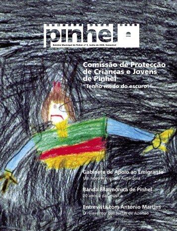 Nº 5 - Junho 2006 (3592 Kb) - Câmara Municipal de Pinhel