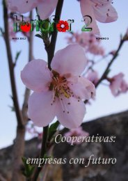 Cooperativas: empresas con futuro - Hortoflor 2