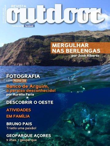Mergulhar nas berlengas - Revista Outdoor