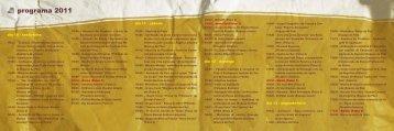 programa 2011 - Beja Biz