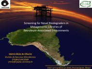 Screening for Novel Biodegraders in Metagenomic Libraries of ...