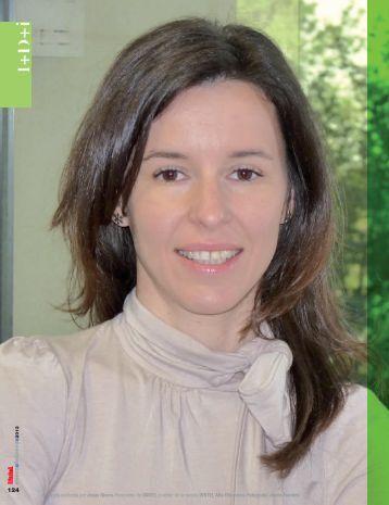 Dª. Valeria de Castro - Revista DINTEL Alta Dirección
