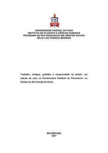 Acessar Tese - Programa de Pós-Graduação em Ciências Sociais ...