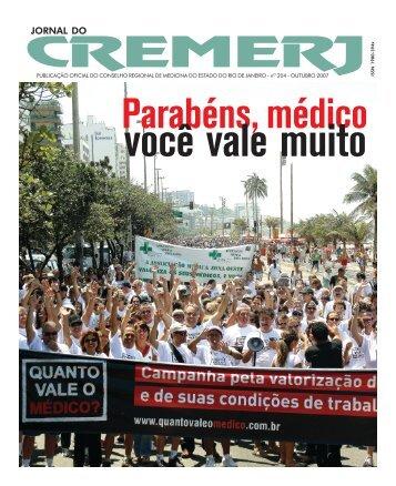 JORNAL DO - Cremerj