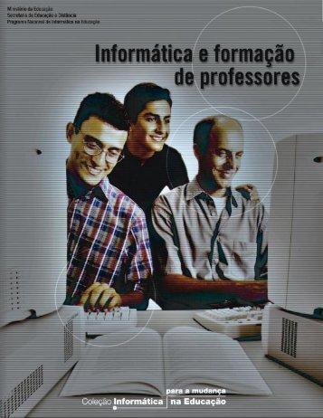 Informática e formação de professores.pdf - Faculdades INTAEaD
