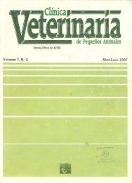 Revista Oficial de AVEPA .; Volumen 7,N.o 2 Abril-Junio 1987