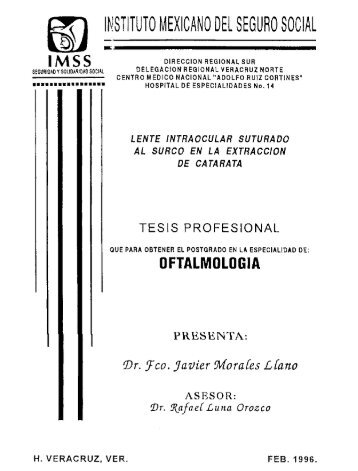 instituto mexicano del seguro social imss