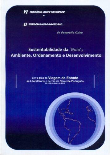 Livro-guia da Viagem de Estudo ao Litoral Norte e Serras do ...