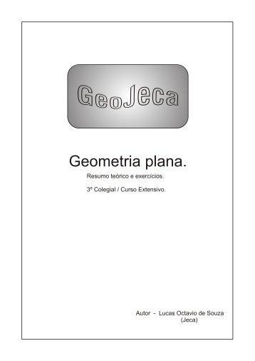 Estudo completo de Geometria Plana