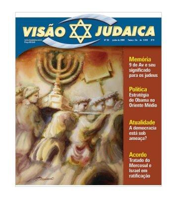 VJ JUN 09.p65 - Visão Judaica
