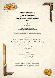 Herbstbuffet .;heidebl