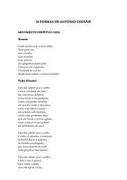 António Gedeão_POEMAS.pdf - Adelino Torres