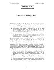 PDF-txt - Baze de date