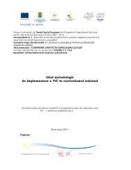 Ghid general TIC.pdf - TIC limbi moderne - Wikispaces