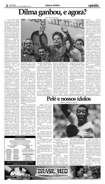 Páginas 2 e 4 - Jornal Diario