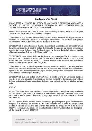 nº 16 / 2008 - Celso S. Pontes de Miranda
