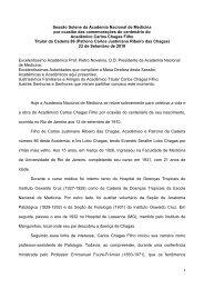 Chagas ANM proferido.pdf - Academia Nacional de Medicina