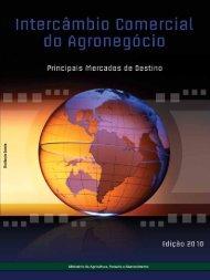 Notas Metodológicas - Ministério da Agricultura