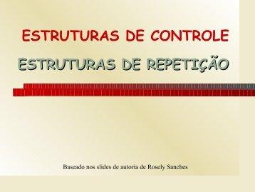 estruturas de repetição - ICMC