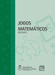 JOGOS MATEMÁTICOS - Desafios da sala de aula