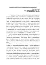 1 RESENHA SOBRE O NOVO ORGANUM DE ... - Do.ufgd.edu.br