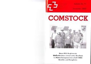 Bulletin Nr. 71 - Schweizer Verband für Dynamisches Schiessen