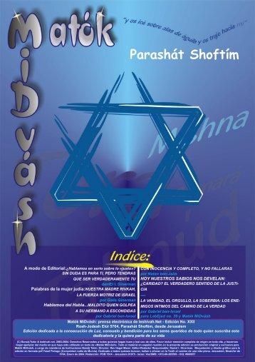 Edicion PDF para imprimir - Ieshivah.Net