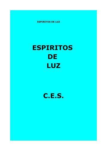 espíritos de luz - mensagem espírita - divulgação espiritismo livros ...