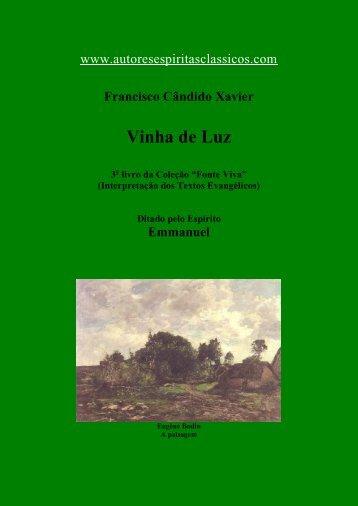 44 - Emmanuel (Chico Xavier) - Vinha de Luz.pdf