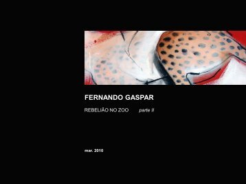 rebelião no zoo - parte ii catálogo, 2010 download - fernando gaspar
