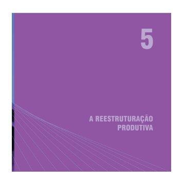 a reestruturação produtiva - Sinduscon-ES