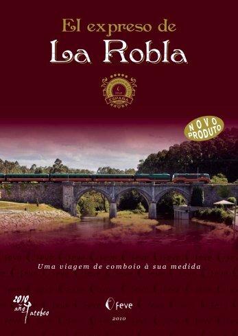 Uma viagem de comboio à sua medida - El Expreso de la Robla