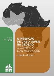 A Inserção de Cabo Verde na CEDEAO: O Comércio e as Migrações