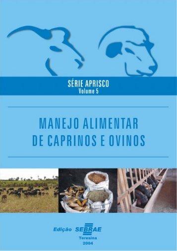 Manejo Alimentar de Caprinos e Ovinos - Sheep Embryo ...