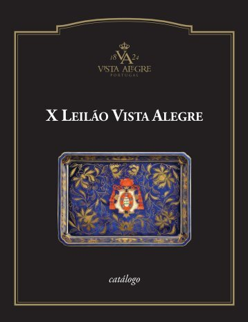 catálogo - Vista Alegre