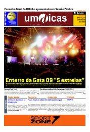 """Enterro da Gata 09 """"5 estrelas"""" - UMdicas - Universidade do Minho"""