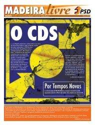 Por Tempos Novos - PSD Madeira