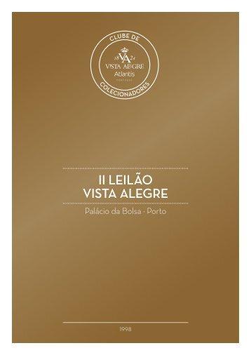 II LEILÃO VISTA ALEGRE - Vaaempresas.com
