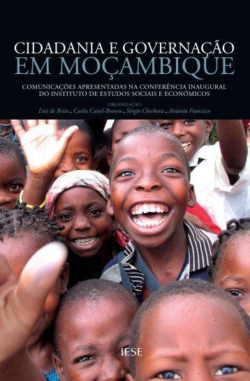 EM MOÇAMBIQUE - Instituto de Estudos Sociais e Económicos (IESE)