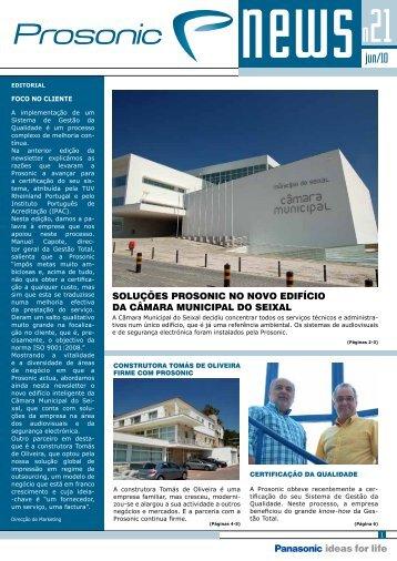 Newsletter 21 (JUN-10) - Prosonic