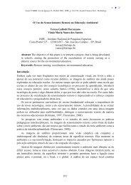 272 - O Uso do Sensoriamento Remoto na Educação Ambiental - Inpe