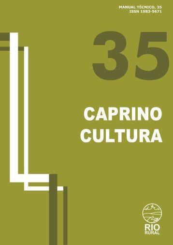 Caprinocultura - Pesagro-Rio