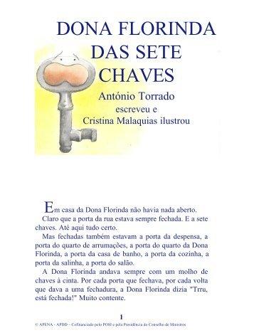 DONA FLORINDA DAS SETE CHAVES