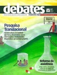 Debates - Associação Brasileira de Psiquiatria