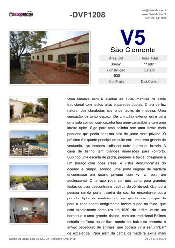 -DVP1208 - Espaços Web