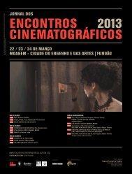 Jornal dos Encontros 2013 - Luzlinar.org