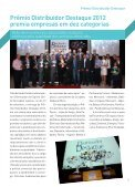 Prêmio Distribuidor Destaque 2012 premia empresas em ... - Sincades - Page 3