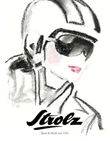 Strolz Katalog 2010/2011