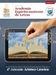 Academia Espírito-santense de Letras - Instituto Sincades